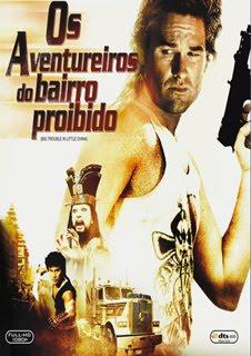Os Aventureiros do Bairro Proibido - HD 720p