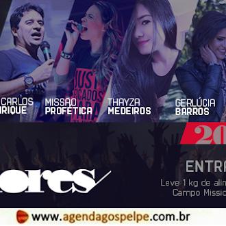 Quinta + Especial no Club Mob Adoradores em Recife/PE - 20 de Outubro de 2016