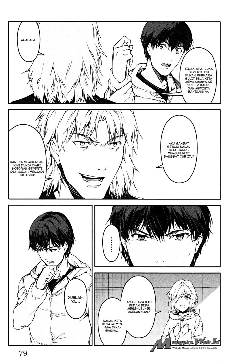Darwin's Game Chapter 26-29