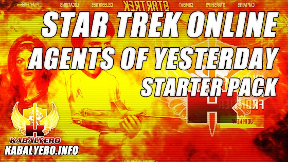 Star Trek Online Agents Of Yesterday Starter Pack ★ Got One From GameSpot