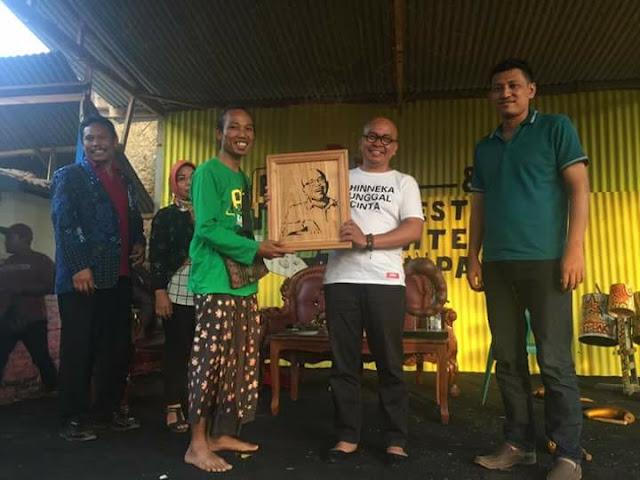 Kang Maman Suherman Ikut Meriahkan ArtKids 2018