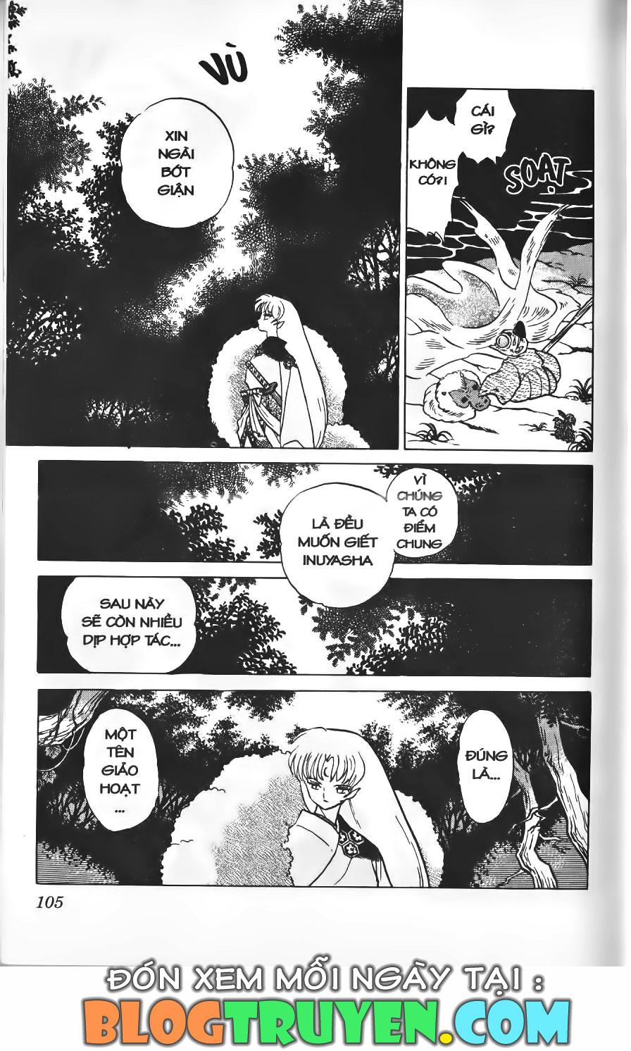 Inuyasha vol 07.6 trang 8