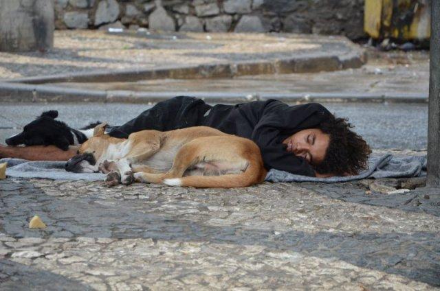 O triste espetáculo dos moradores de rua em São Paulo