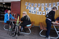 Magasin d'été du port de Lahti
