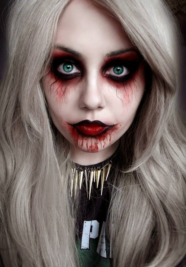 Beautiful Halloween Makeup