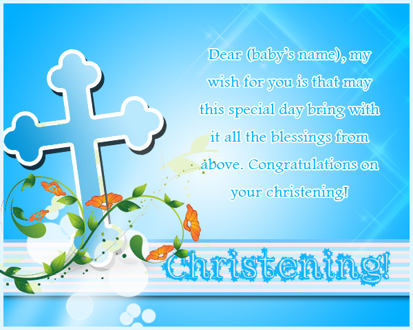 Love text messages quotes poems and sms 20 congratulation even though i should say to you my nephew that having to be christs is by the baptism is the holy spirit i am happy for you today altavistaventures Images