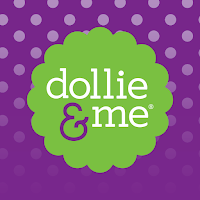 Dollie & Me matching sleepwear, american girl bitty twins clothing, holiday gifts