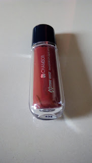 Chambor Extreme wear transfer proof liquid lipstick 434