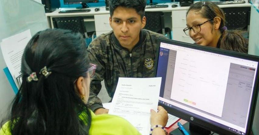BECA 18: Lista de Inscritos Aptos para Examen Nacional de Preselección se publicará el 18 de Diciembre - PRONABEC - www.pronabec.gob.pe