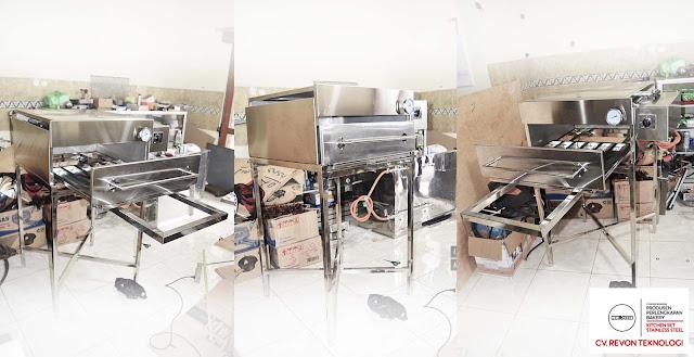 Jual Oven Gas Lapis Legit di Surabaya