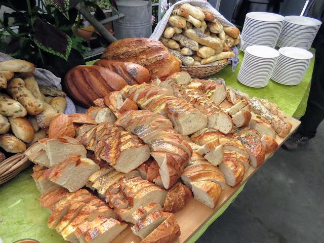 Self-drive around Iceland's Golden Circle: Bread at Friðheimar