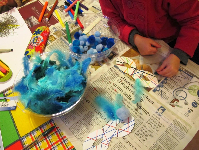 Laboratorio creativo di Carnevale: Maschera fai da te