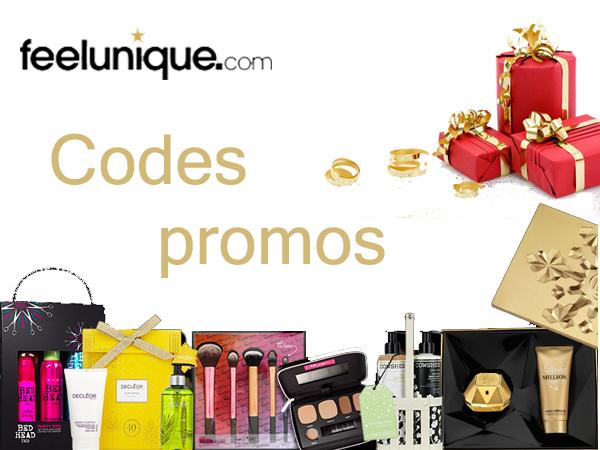 code promos feelunique