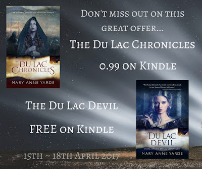 The Du Lac Devil is #free on #Kindle for a Limited Time! #historicalfantasy