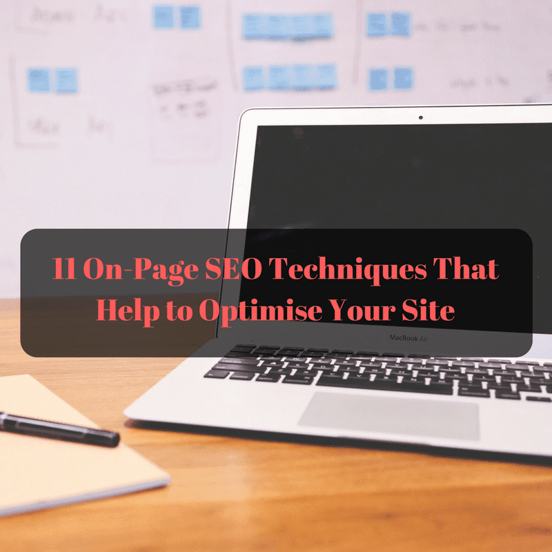 on-page SEO techniques, on-page SEO optimisation, actionable tips of on-opage seo
