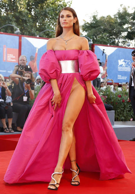 Dayane Mello – 'The Young Pope' Premiere at 73rd Venice Film Festival in Italy