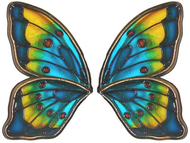 Wallpaper Cute Baby Cartoon News Butterfly Butterfly Wings
