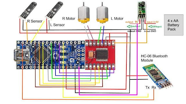 Use Arduino PWM to control a boost converter