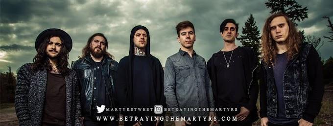 BETRAYING THE MARTYRS presenta nueva canción.