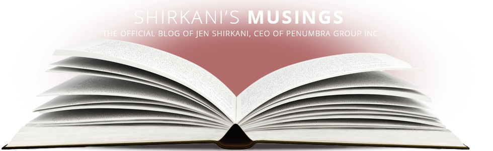 Shirkani's Musings