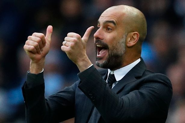 Pep Guardiola says the chance to make history is not playing on his mind