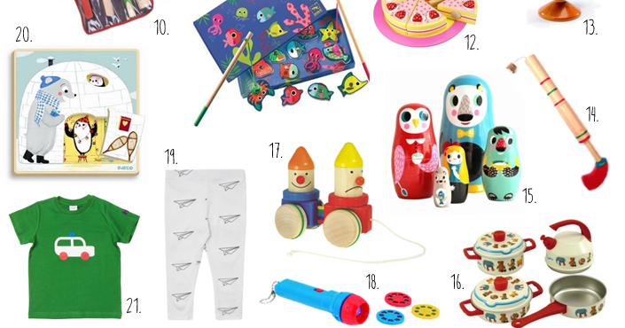 Kid-play-do: Christmas Gifts For 2-3 Year Olds