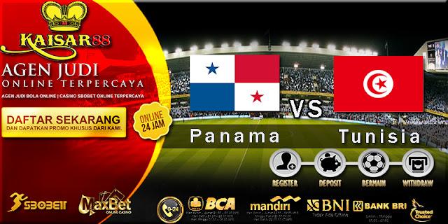 Prediksi Bola Jitu Panama vs Tunisia 29 Juni 2018