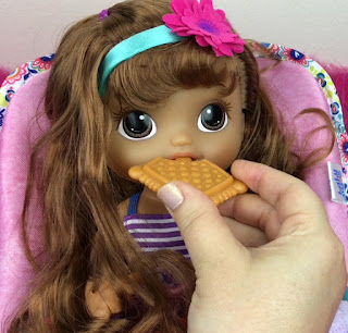 Fun With Baby Alive Baby Alive Cute Hairstyles Baby Mae