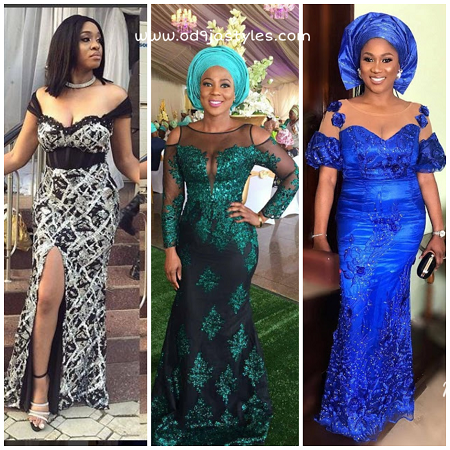 TRENDING AND LATEST ASO-EBI STYLES 2018 TO TRY OUT : Od9jastyles