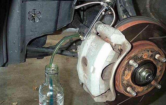 rem mobil diesel terlalu dalam