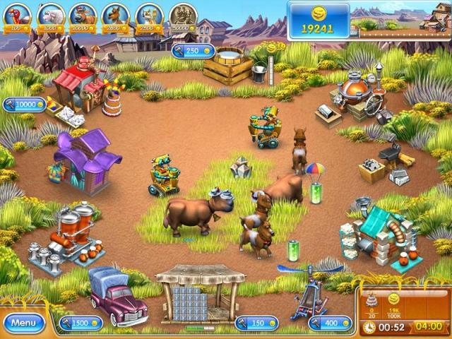Farm Frenzy 3 American Pie Free Download