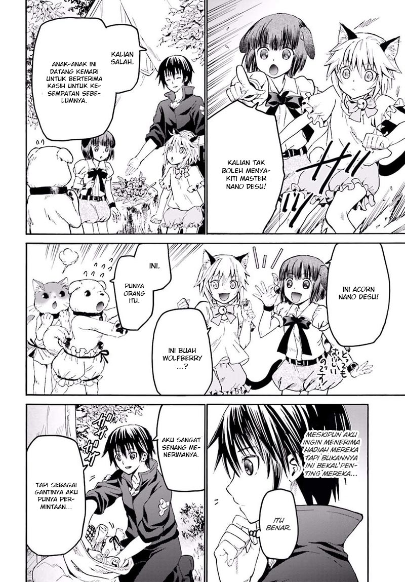 Manga Death March Chapter 20 Bahasa Indonesia