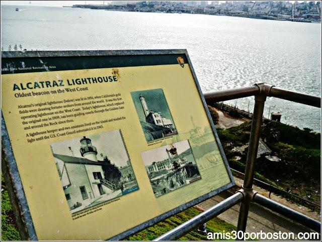 Faro de la Isla de Alcatraz