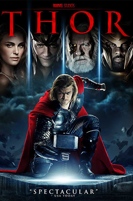 Poster Thor 2011 Full Movie Download Dual Audio Hindi HD 720p