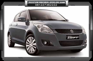New Swift warna Abu Abu