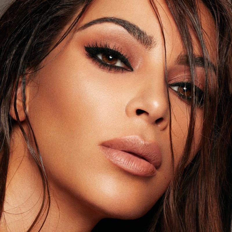 Kim Kardashian stars in KKW Beauty x Mario campaign