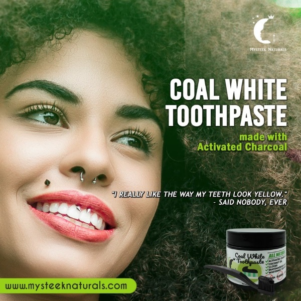 Coal White Toothpaste Pic Link