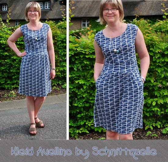 Kleid Avellino by Schnittquelle
