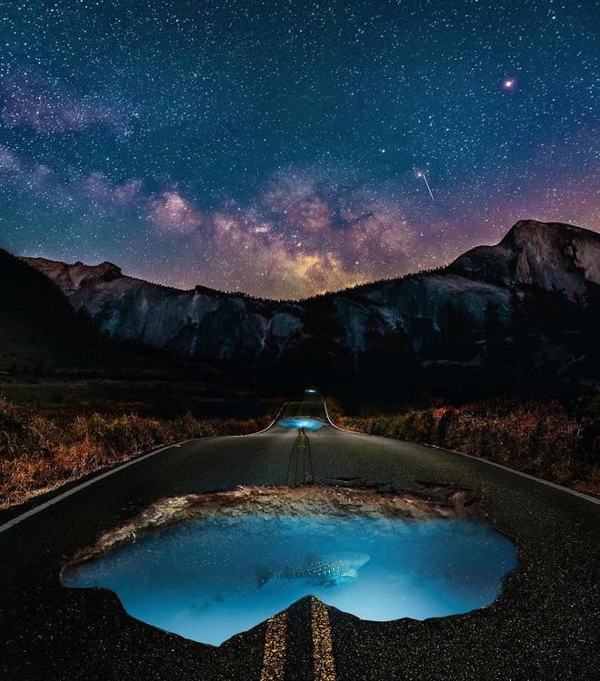 Nếu giấc mơ có thật thì cũng chỉ đẹp được đến mức này mà thôi