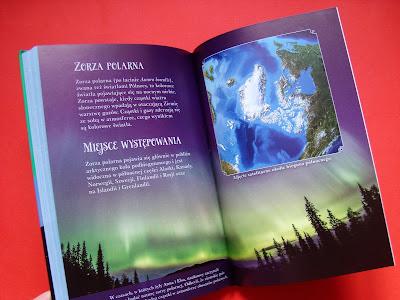 Kraina lodu. Światła Północy. Podróż do świateł Północy. Książka o Annie i Elsie