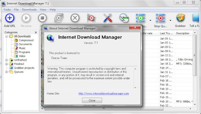 Download IDM 7.1 Portable Terbaru 2014