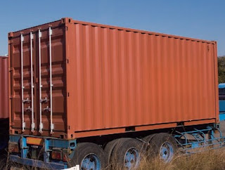 corten steel for container application