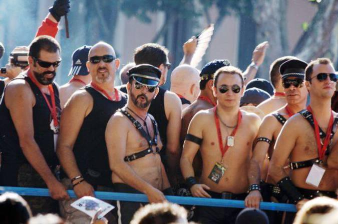 Полиция столицы Украины отказалась защищать гей-парад