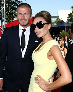 david beckham with her wife