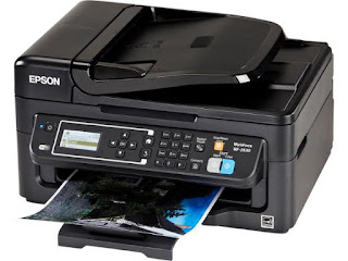 Download Printer Driver Epson WorkForce WF-2630WF