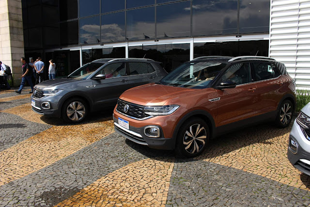 Volkswagen T-Cross Highline