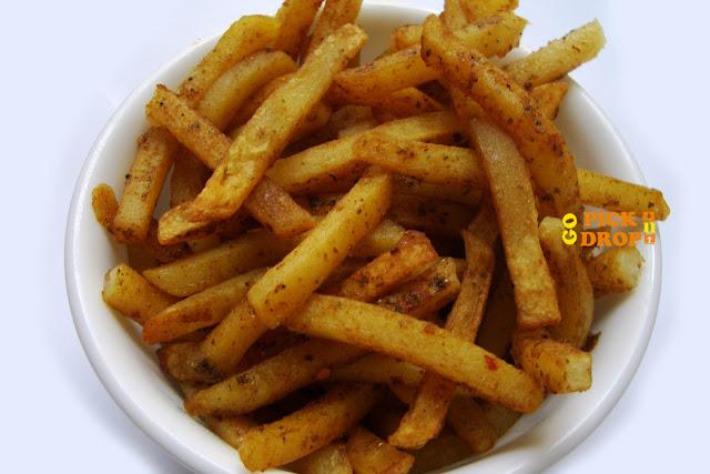 French Fries - GoPicknDrop - www.GoPicknDrop.com