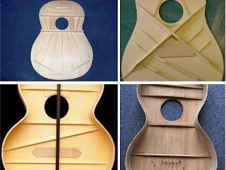 пружины классической и акустической гитары