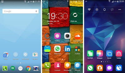 android-launchers مشغل للاندرويد