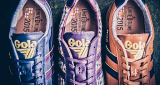 GOLA x LimitEDitions - FOOTBALLING GREATS PACK | Hommage an Manchester und Barcelona